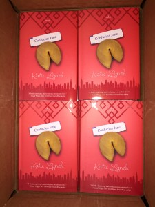 Confucius Jane author copies